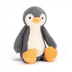 Fluffig pingvin