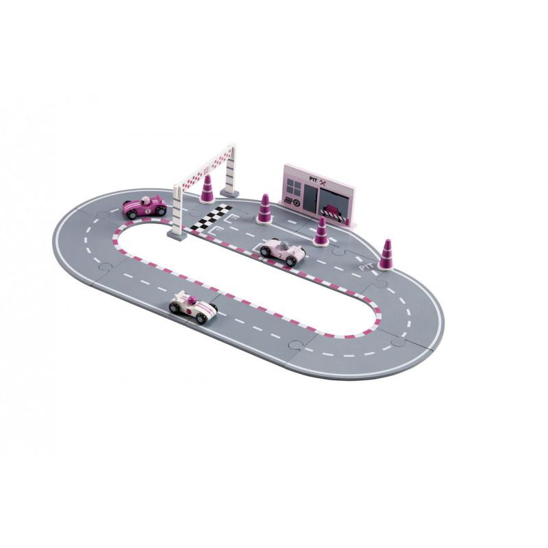 Racerbilbana
