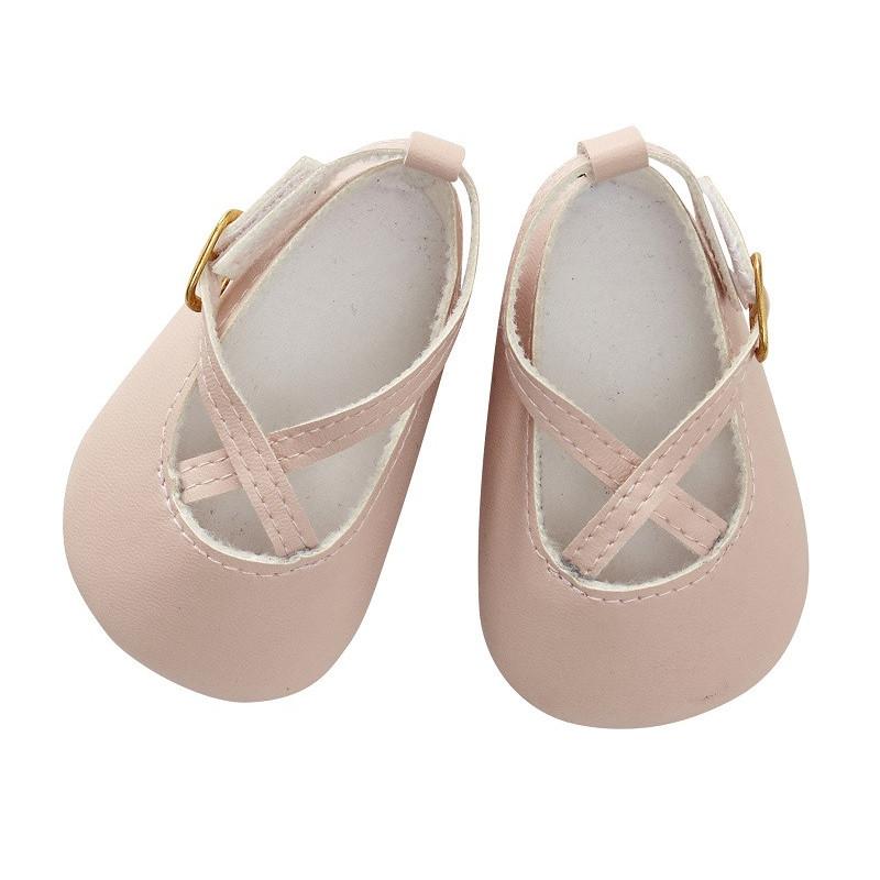 Doll shoe, Powder