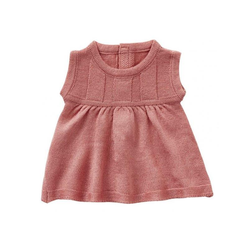 Dress, Rose knit