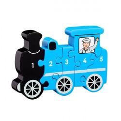 Pussel Tåg
