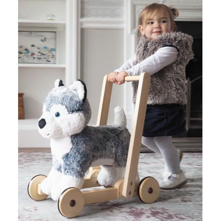 Mishka Dog Push Along