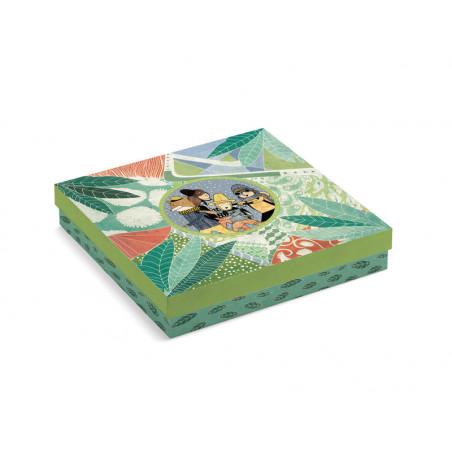 Djeco - Klassiska spel i en box