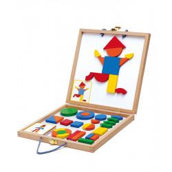 Djeco - Boxed Set Geoform