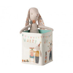 Maileg - Happy day bunny in box