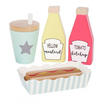 Jabadabado - Hot dog meal
