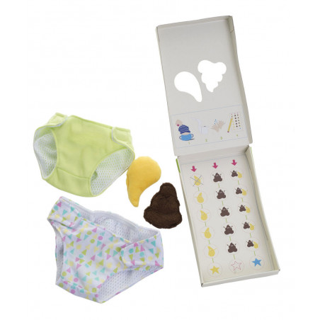 Rubens Baby - Diaper set