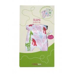 Rubens Baby - Pocket friends pink pyjamas