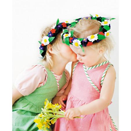Oskar & Ellen - Blomsterkrans