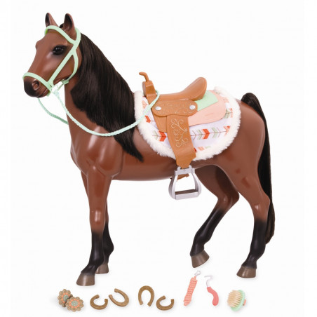 Our generation - Buckskin häst