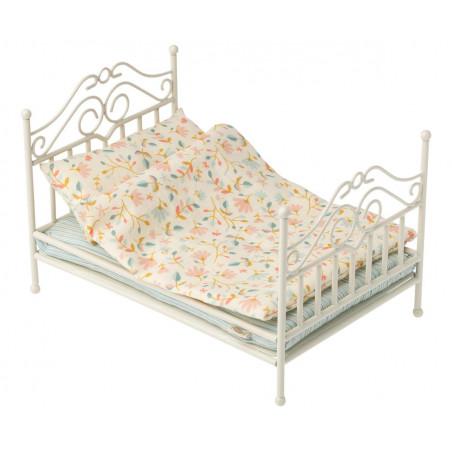 Maileg - Vintage säng, micro