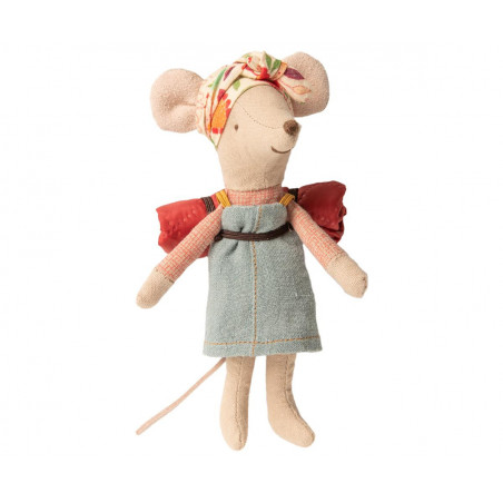 Maileg - Storasyster mus, hiker