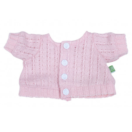 Rubens Kids - Outfit - Pink Cardigan