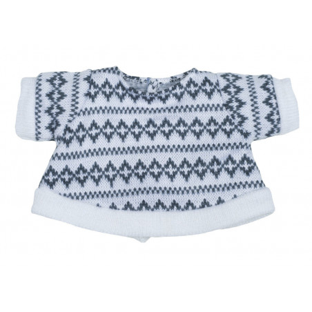 Rubens Kids - Outfit - Grey Jumper