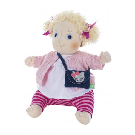 Rubens Kids - Outfit - Pink Leggings