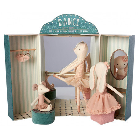 Maileg - Balettskola