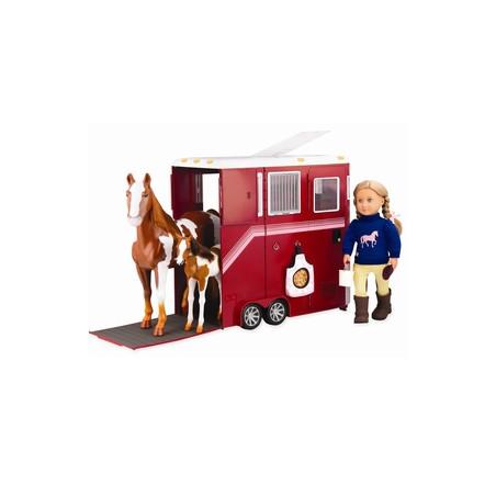Our generation - Hästtransport med tillbehör