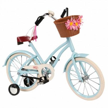 Our generation - Cykel med stödhjul